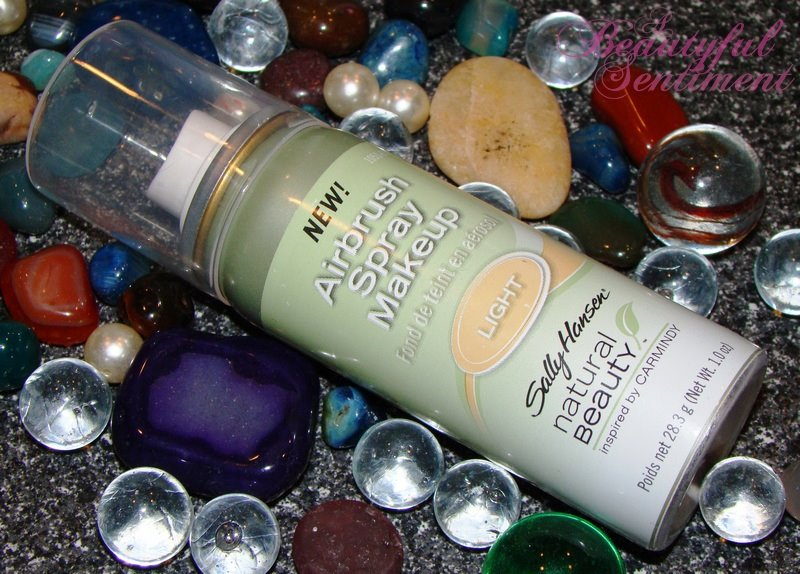 Carmindy Natural Beauty Discontinued