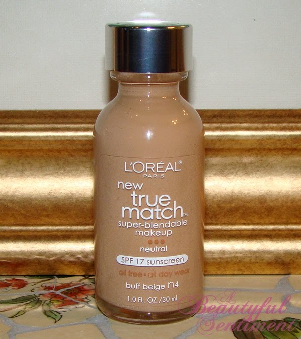 loreal true match super blendable makeup. L#39;Oreal True Match Super