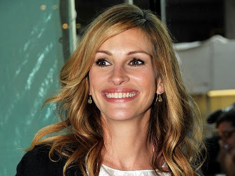 julia roberts hair up. hair hair dress Julia Roberts